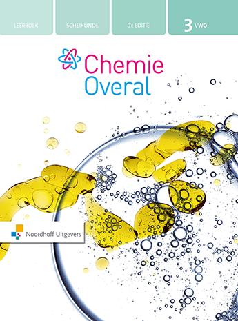 Chemie Overal 3 VWO zevende druk