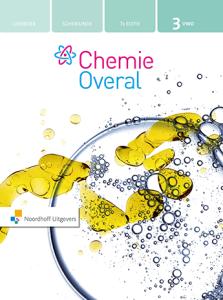 Chemie Overal 3 VWO 7e ed.